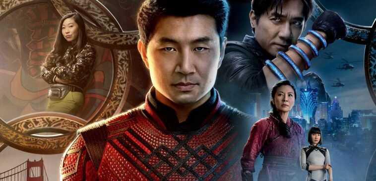 Shang Chi y la leyenda de los diez anillos: historia de origen llena de acción y fantasía