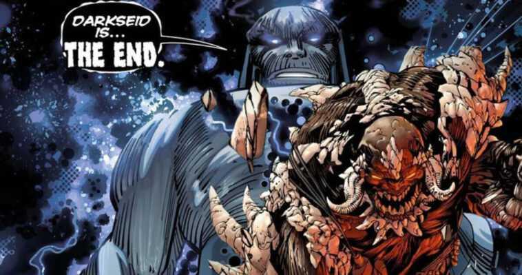 DC: Doomsday vs Darkseid, aquí está el enemigo más fuerte de Superman