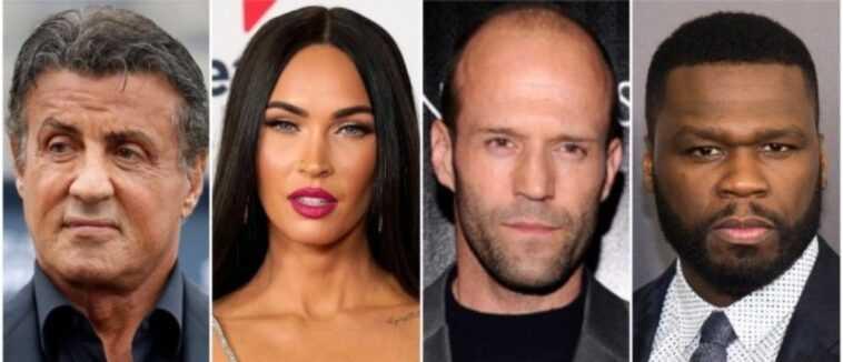 The Expendables 4: la película oficial con 50 Cent y Megan Fox en el reparto