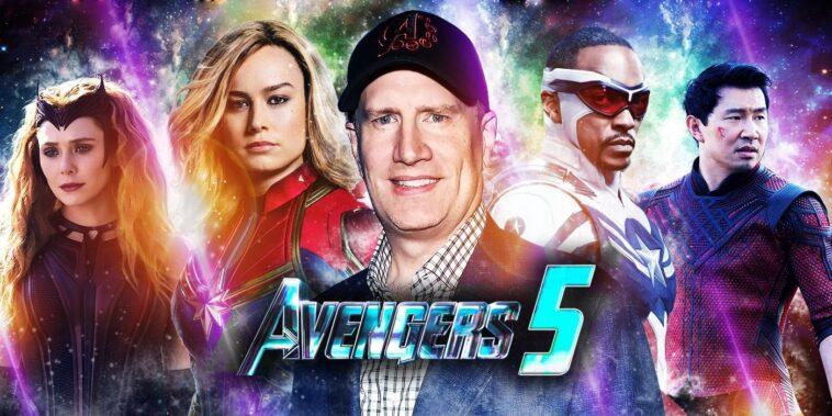 Avengers 5: Marvel se toma el tiempo para construir la secuela de la saga