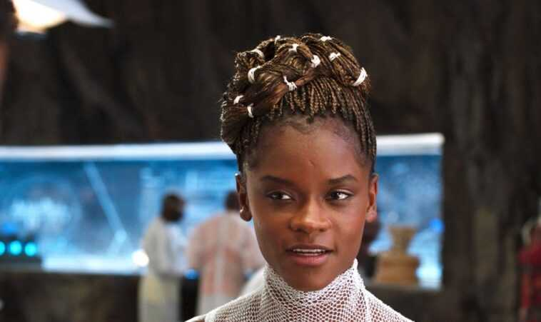 Black Panther 2: Letitia Wright lesionada en el set de la película