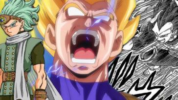 Dragon Ball Super: la nueva forma poderosa de Vegeta finalmente revelada