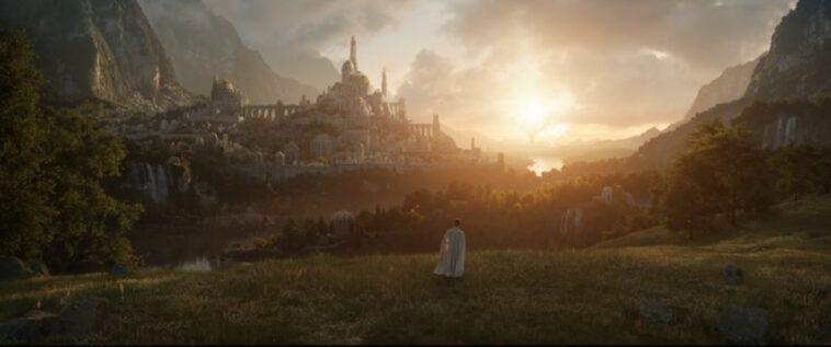 El señor de los anillos: la serie sale de Nueva Zelanda para el Reino Unido