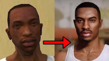 GTA: así se verán las remasterizaciones de San Andreas y Vice City en PS5