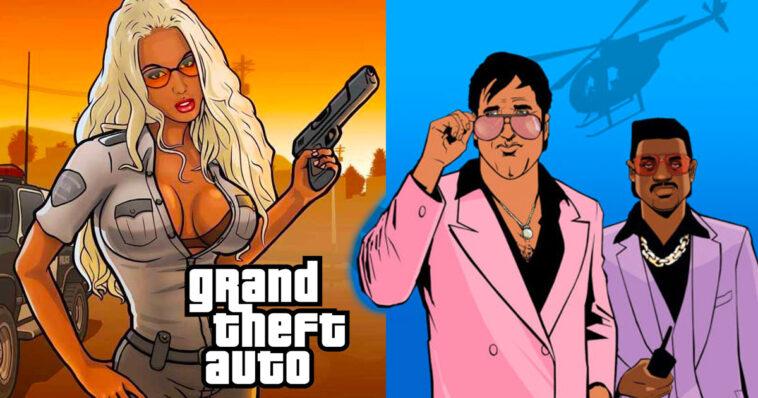 GTA: los tres mejores juegos remasterizados llegan a PS5, Xbox Series y Nintendo Switch