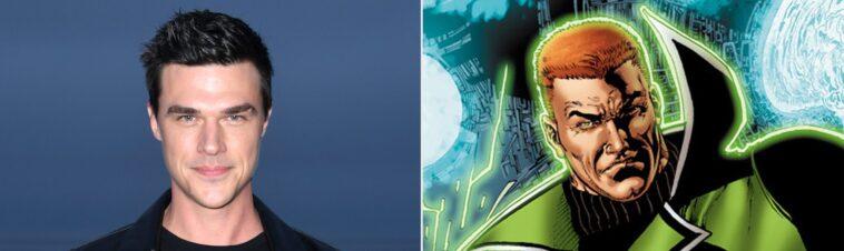 """Green Lantern: Finn Wittrock se burla de un Guy Gardner """"polarizante"""" pero con """"corazón de oro"""""""