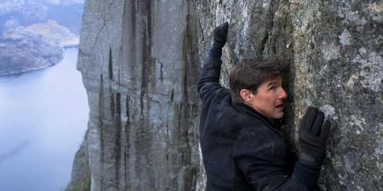 Misión imposible 7: la cascada más peligrosa de Tom Cruise