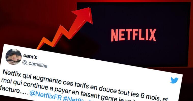 Netflix sigue subiendo sus precios, los internautas están enojados
