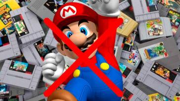 Nintendo: Big N aborda la piratería nuevamente pidiendo la destrucción de ROM