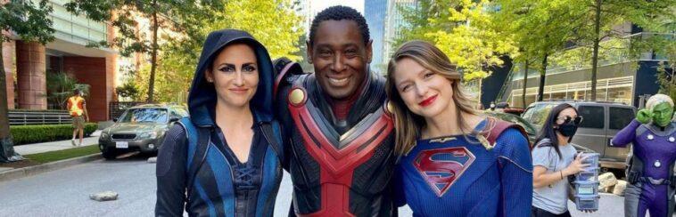 Supergirl temporada 6: fin de la filmación de la última temporada