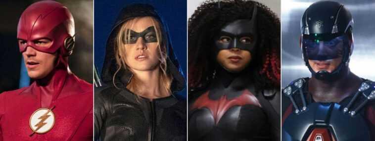 The Flash temporada 8: un título e información para el crossover de 5 partes