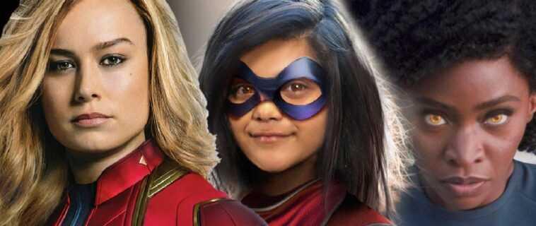 """The Marvels: Teyonah Parris se burla de una secuela """"épica"""" de Captai Marvel"""