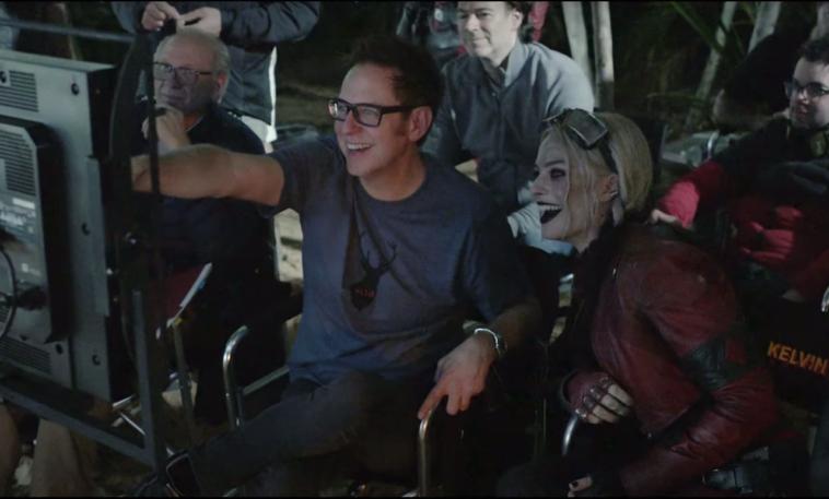 The Suicide Squad: James Gunn adora a Harley Quinn