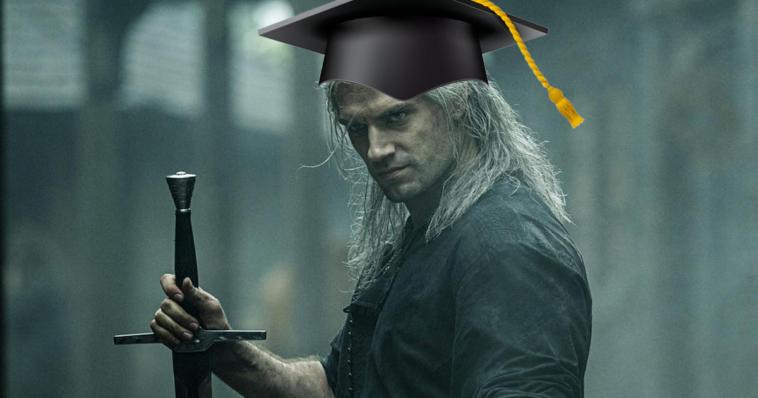 The Witcher: esta escuela oficial te permite cazar monstruos como Geralt de Rivia