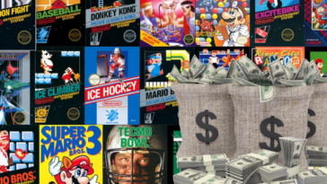 WTF: este juego de Nintendo se vendió por una increíble cantidad de dinero