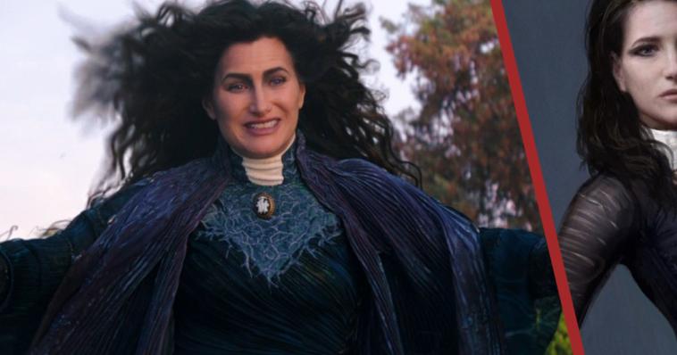 WandaVision: el look de Agatha Harkness tenía que ser aún más oscuro (imagen)