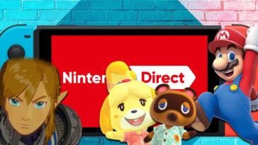 Zelda, Mario, Animal Crossing, el próximo Nintendo Direct se habría filtrado antes de tiempo