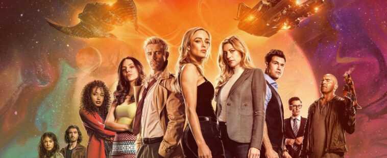 Legends of Tomorrow temporada 6: una boda, extraterrestres y despedidas en el final (spoilers)