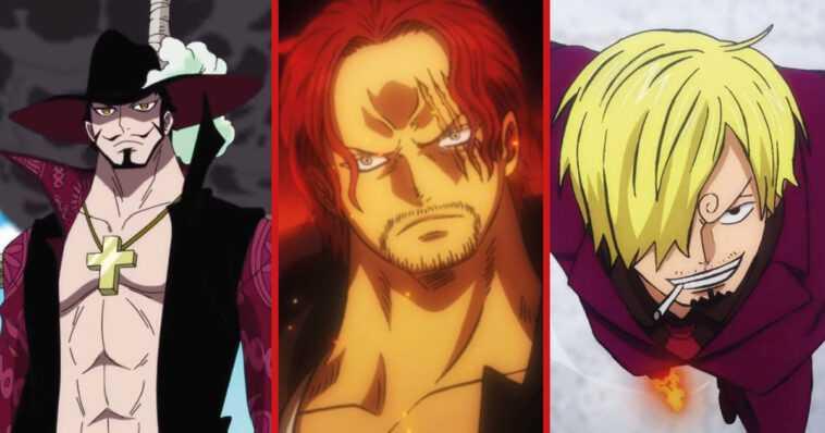 One Piece: estos 10 personajes dominados no comieron fruta del diablo