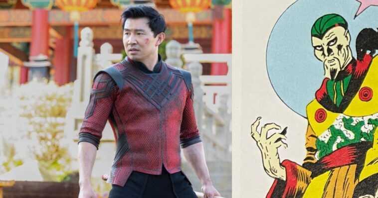 Shang-Chi: el mandarín reemplazó a este personaje ultracontrovertido como el padre del personaje en el MCU