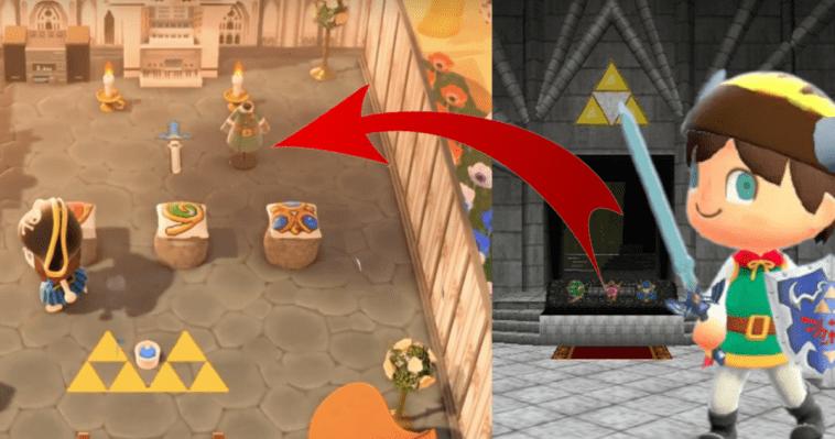 Animal Crossing New Horizons: Las mejores islas de Zelda