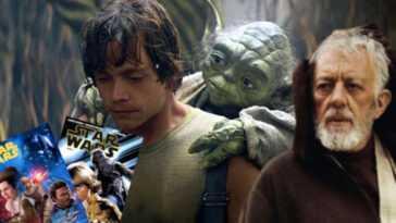 Star Wars: este personaje oculto le enseñó a Luke Skywalker el arte de los Jedi
