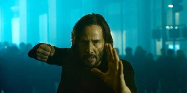 ¡The Matrix 4 Resurrections: Neo se revela en las primeras imágenes de la película!
