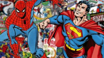 Marvel / DC: Spider-Man acaba de vencer a Superman