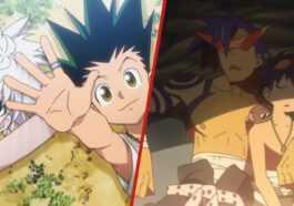Estas 10 historias de amistad 100% masculina que nos hicieron amar el anime