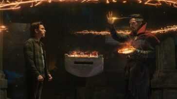 """Spider-Man No Way Home: Peter y Strange tienen """"una relación cercana"""" según Cumberbatch"""