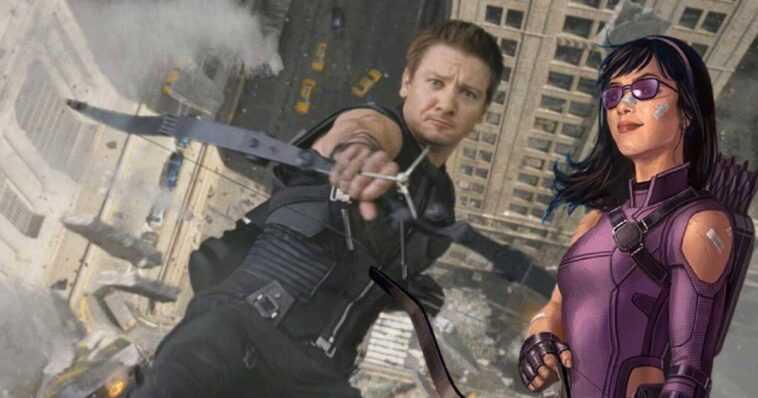 Hawkeye: nuevas imágenes de la serie Disney + filtradas con un nuevo personaje de culto