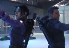 Hawkeye: Jeremy Renner y Hailee Steinfeld se unen en el tráiler (póster)