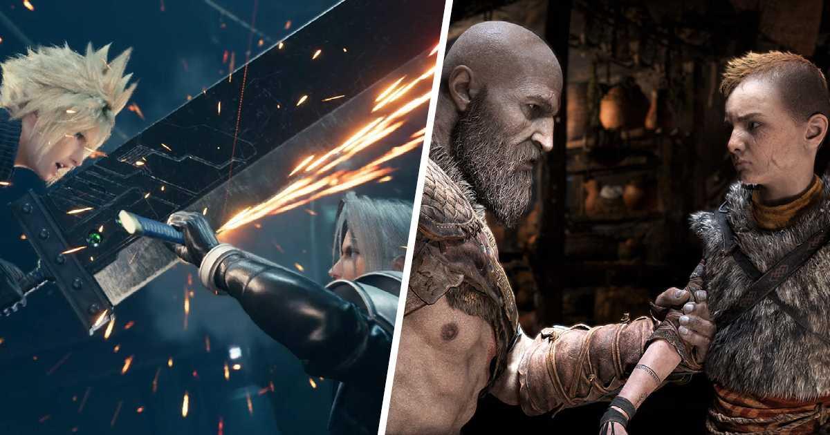 FF7 Remake, God of War ...: según estas filtraciones, Sony perderá la exclusividad de muchos juegos de PlayStation