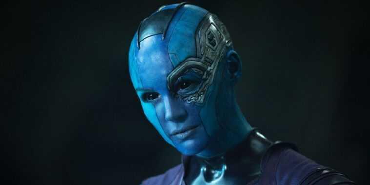 Guardianes de la Galaxia 3: una exploración de Nebula posterior a Thanos