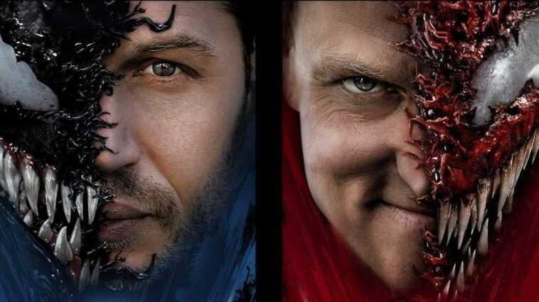 Venom 2 Que haya carnicería: los carteles de los personajes