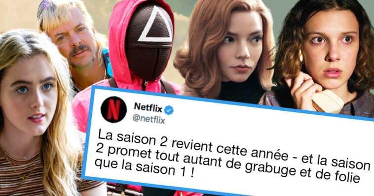 Netflix: esta serie extremadamente popular finalmente tendrá derecho a una temporada 2
