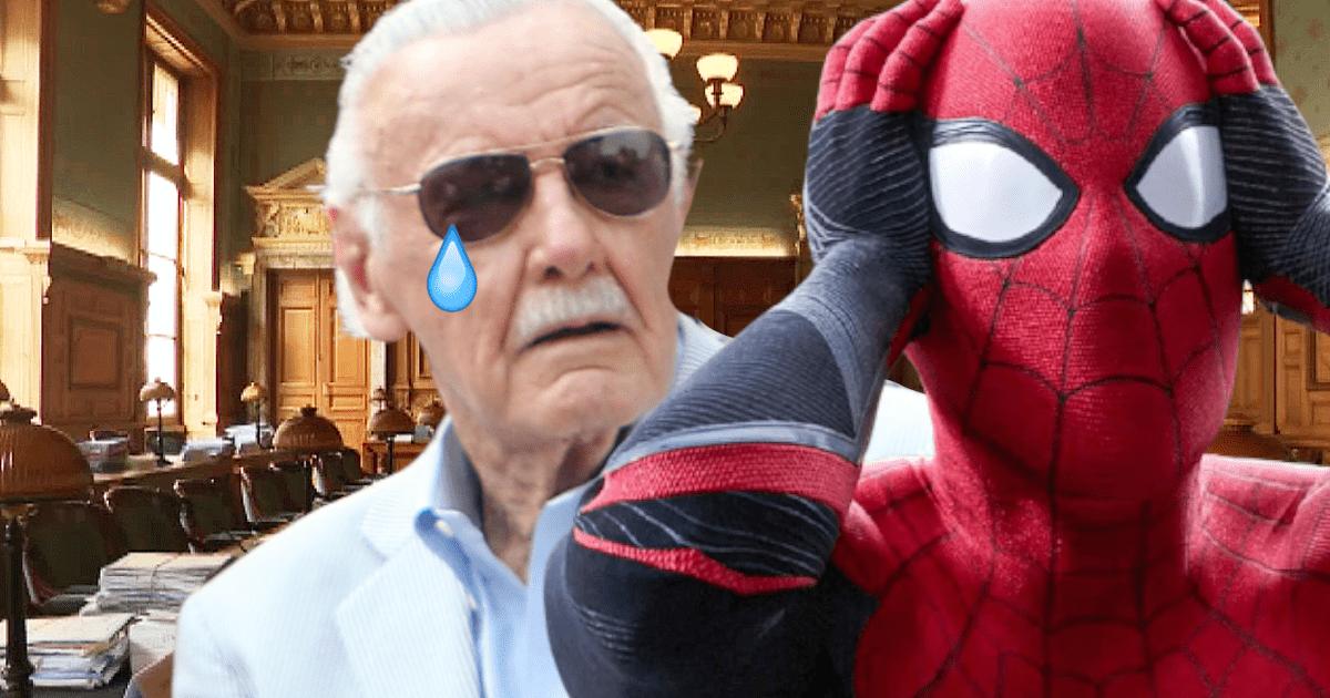 Marvel: Disney va a la guerra con los herederos de Stan Lee
