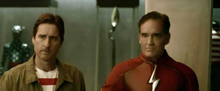 Stargirl temporada 2: The Flash of John Wesley Shipp (Jay Garrick) en imágenes