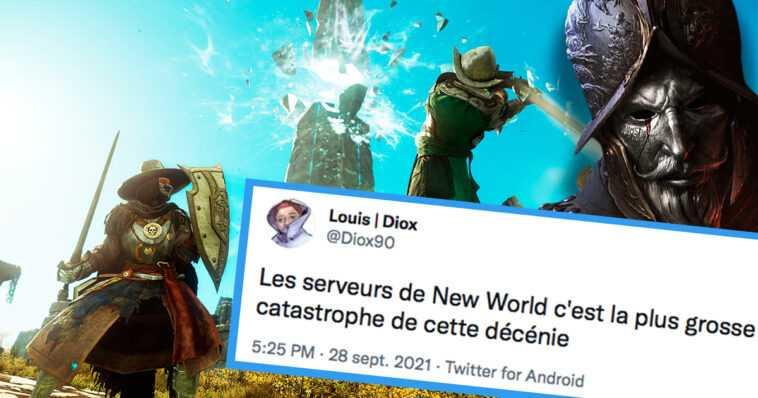 New World: después de un lanzamiento caótico del juego, los desarrolladores toman la palabra