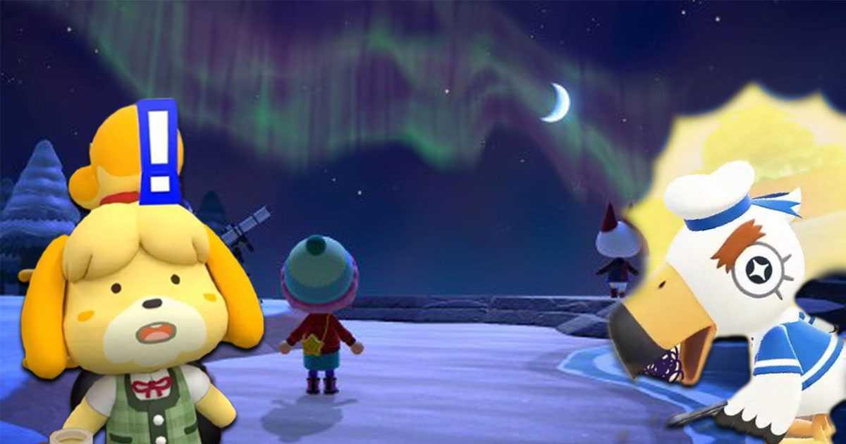 Animal Crossing New Horizons: este personaje tan esperado finalmente regresará este año