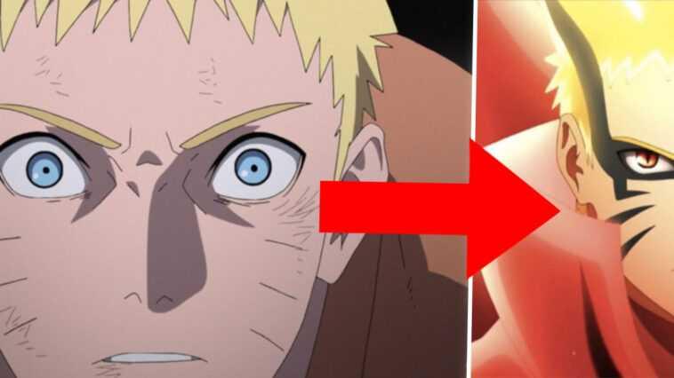 Boruto: la nueva forma más poderosa de Naruto finalmente revelada