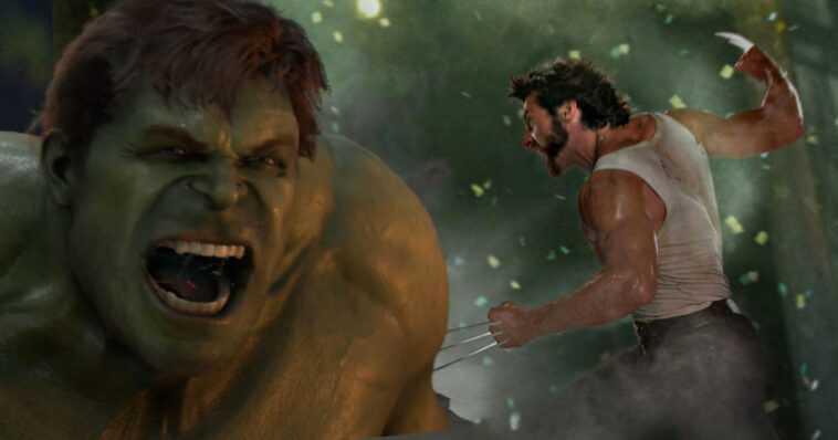 Bruce Banner atrapado, Wolverine encontró una manera de matar a Hulk