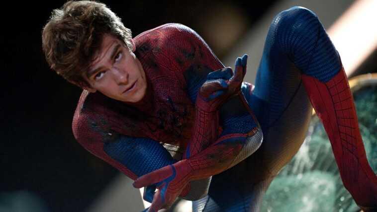 El video filtrado de Spider-Man 3 No Way Home muestra a Andrew Garfield en el set
