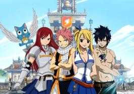 Fairy Tail: Natsu y sus amigos están a punto de regresar