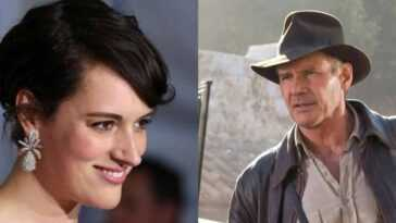 Indiana Jones 5: ¿Phoebe Waller-Bridge reemplazará a Harrison Ford?
