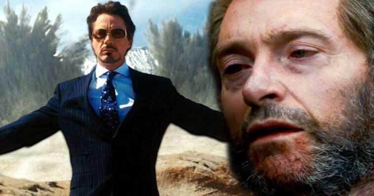 Marvel: al borde de la muerte, Wolverine puede agradecer a Iron Man por este regalo inesperado