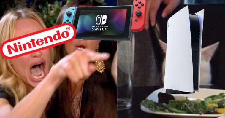 Nintendo Switch Pro: la consola 4K no se lanzará de inmediato y es culpa de la PS5