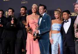 Premios Emmy 2021: Lluvia de premios para The Crown, Ted Lasso, King of Comedy