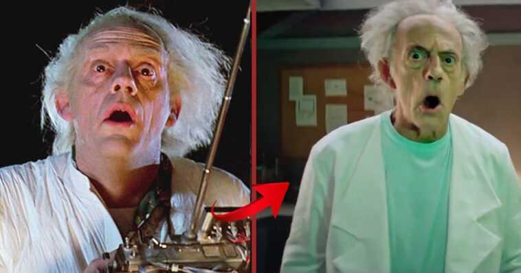 Rick & Morty: Christopher Lloyd es Rick en este misterioso tráiler de acción en vivo