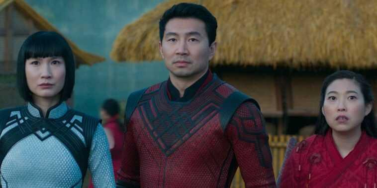 Shang-Chi: película más taquillera de 2021 por delante de Black Widow en EE. UU.
